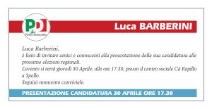 Luca invito presentazione